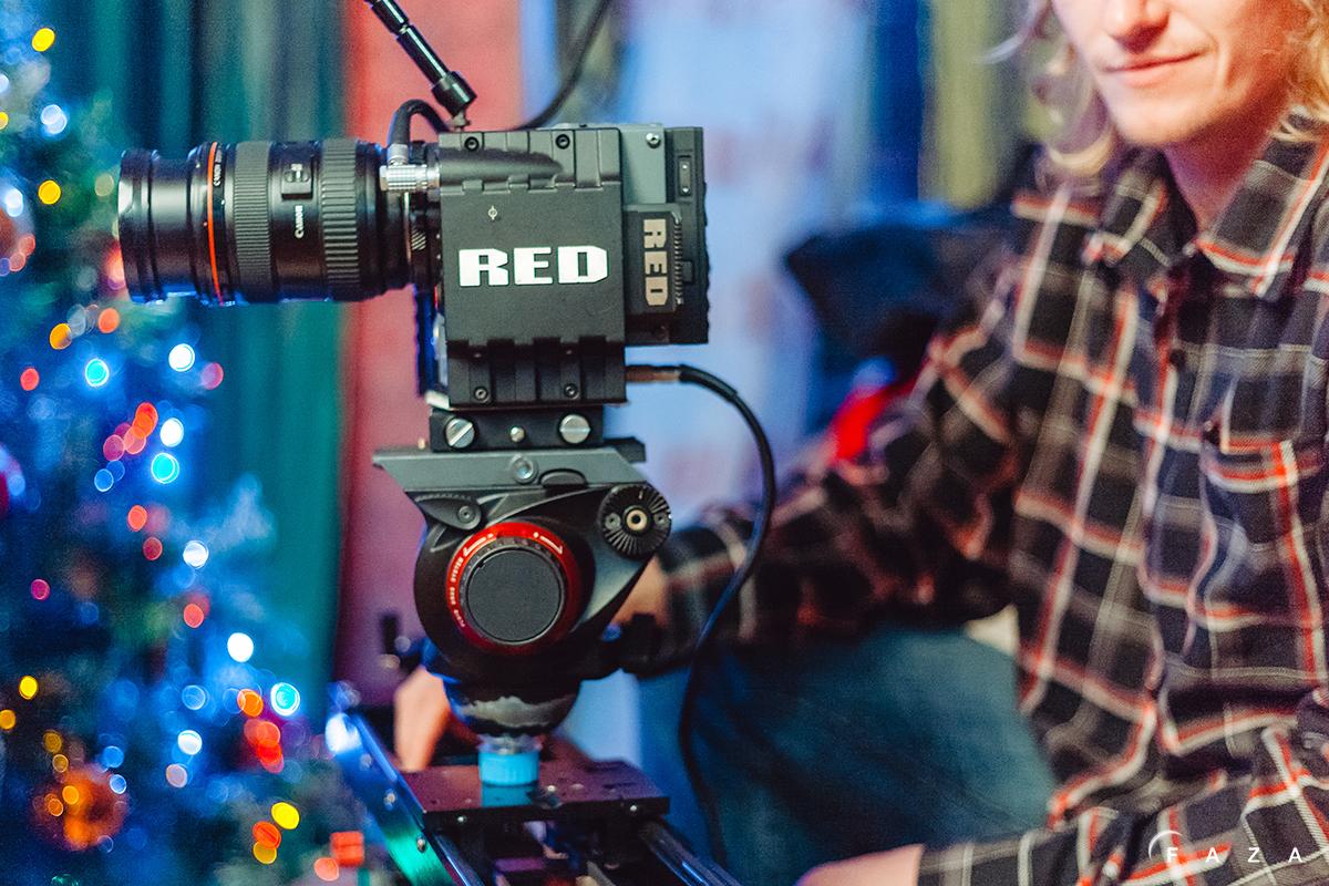 Кинокамера RED